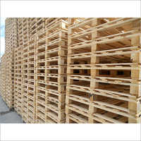 Customized Compressed Wood Pallet