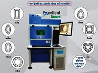 Laser Diamond Shape Cutting Machine