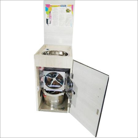MS Rotor Domestic Flour Mill Machine