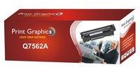 HP Q7562A Color Compitable Toner Cartridge