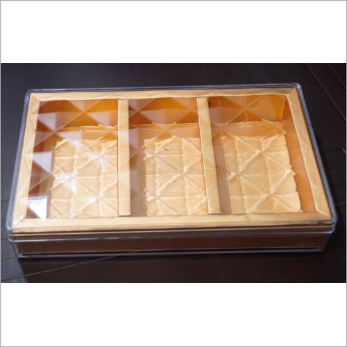 Diamond Small Crystal Box (3 PT Paper)