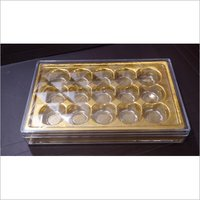 Diamond Small Crystal Box (15pc)