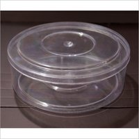 Round Plastic Containers