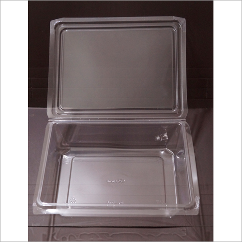 Rectangular Packaging Container