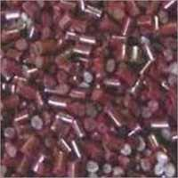 ABS Cherry Colour Granules
