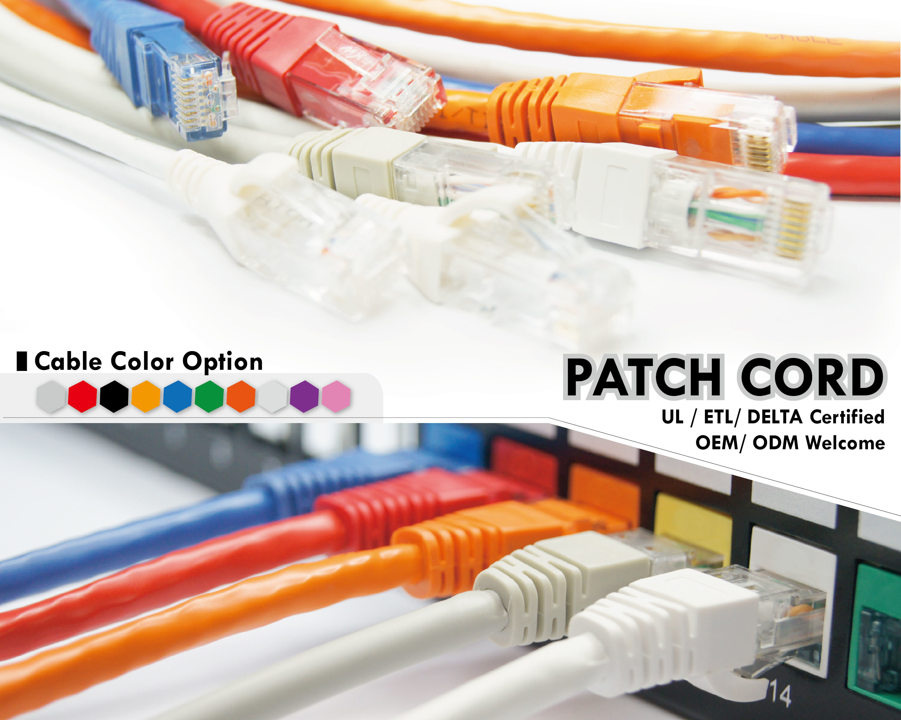 Cat6 Utp Patch Cord Manufacturersupplier Panel Cable Management Together With Cat 6