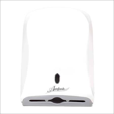 Plastic Manual Tissue Dispenser