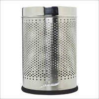 Perforated Open Bin