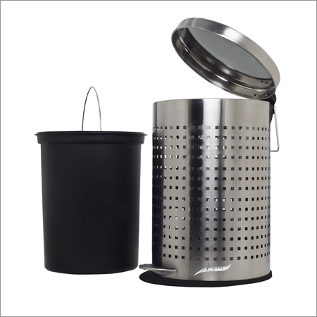 Pedal Perforated Bin