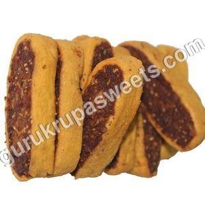 Butter Bakharwadi