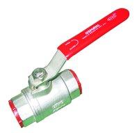 Ball valves WOG 2000