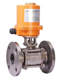 Electric Motorized Ball Valve
