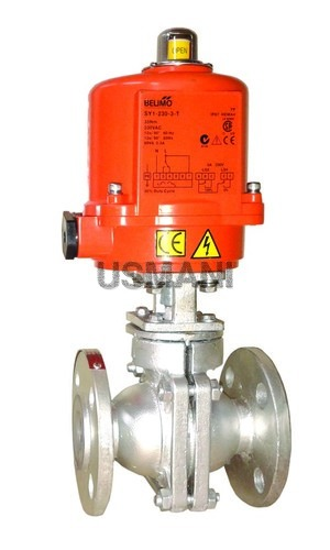 Ball valves Electrical