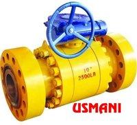 Ball valves class 2500