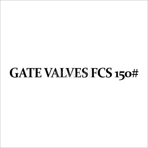Gate Valves FCS 150