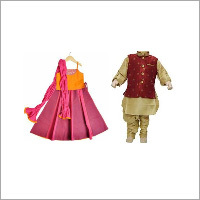 Traditional Kids Dress
