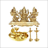 Sculptures & Pooja Items