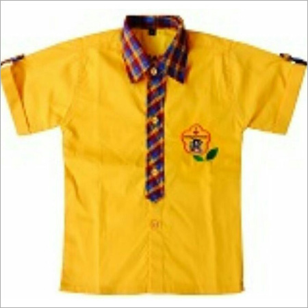 Kids school shirt