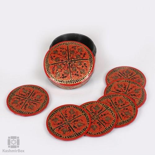 Seed Paper Coaster