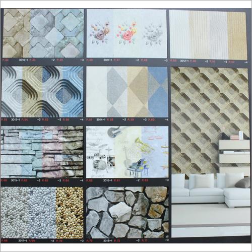 Vinyl Decorative Wallpapers