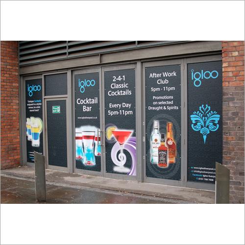 Digital Advertisements Display Board