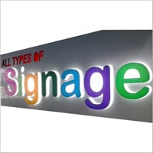 LED Signage Board