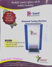 Man Made Diamond Testing Machine