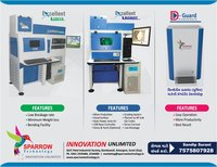 D-Guard Diamond Testing Machine