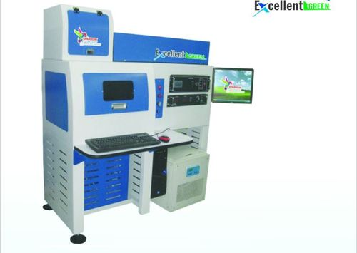Green Laser Diamond Cutting Machine