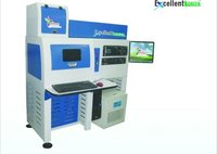 Multiple Green Swing Laser Diamond Cutting Machine
