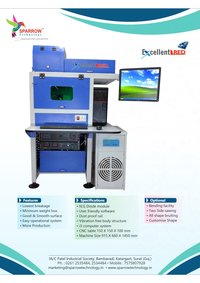 Laser Diamond Cutting Machine