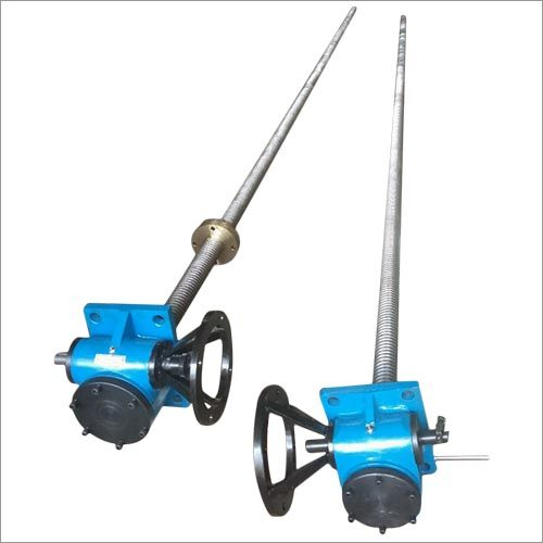 Screw Gate Hoist