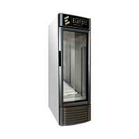 Glass Door Upright Freezer