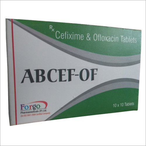 Abcef OF Tablets