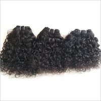 Indian Curly Bundles , Unprocessed Human Hair