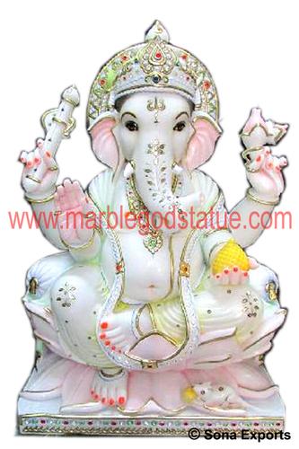 Marble Ganesh Murti Manufacturer