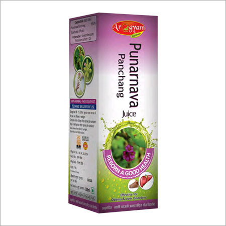 Punarnava Panchang Juice