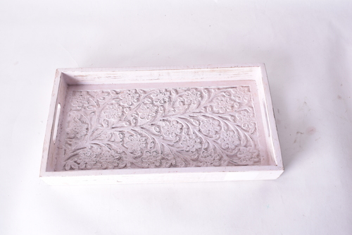 Wooden Sheesham Tray