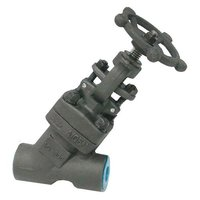 Forged Globe Valve Y Type