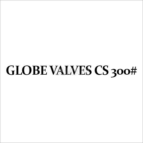 Globe Valves CS 300