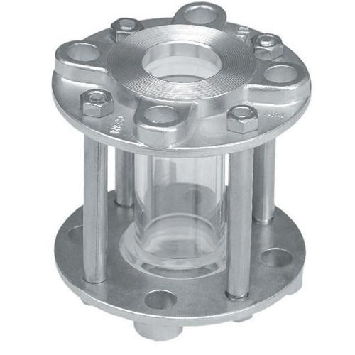 Full View Sight Glass Valve