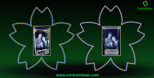 personalized 3D Crystal picture