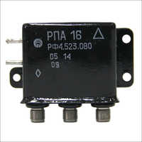 Polarized High Frequency Direct Current Electromagnetic Relay