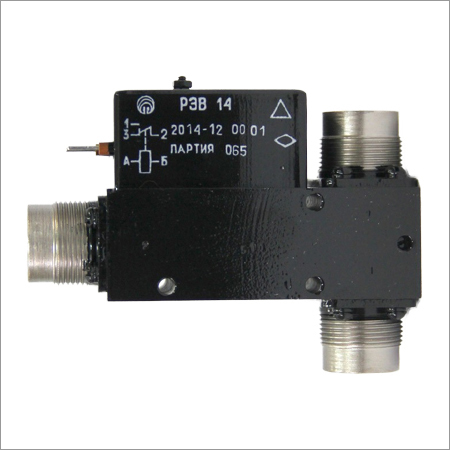 Frequency Coaxial Direct Current Electromagnetic Relay