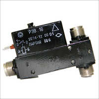 High Frequency Coaxial Relay