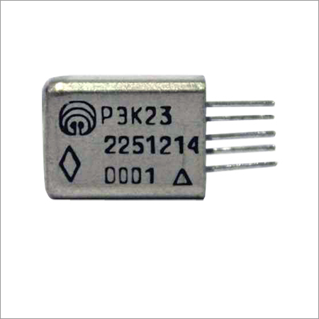 One Changeover Electromagnetic Direct Current Relay