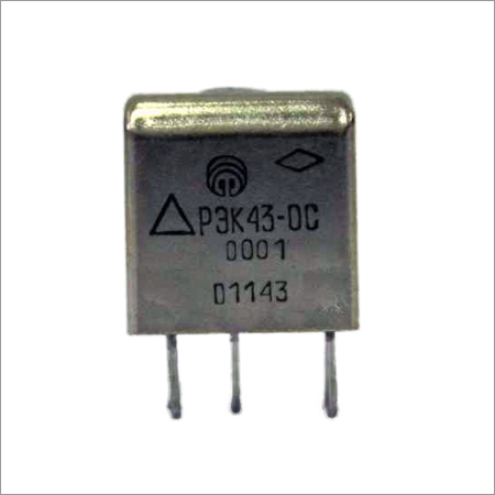Electromagnetic Direct Current Relay