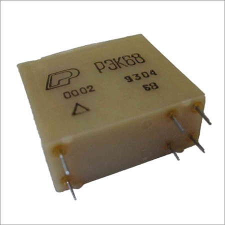 Neutral Electromagnetic Relay