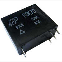 Non-hermetically Sealed Electromagnetic Direct Current Relay