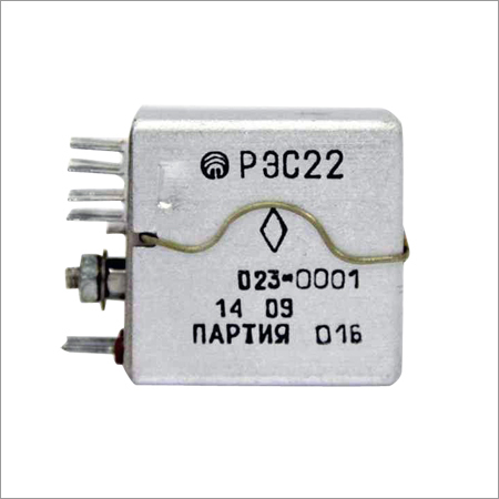 Weak-current Electromagnetic Direct Current Relay